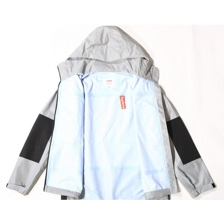 Supreme 3M Reflective Jacket (Gray)