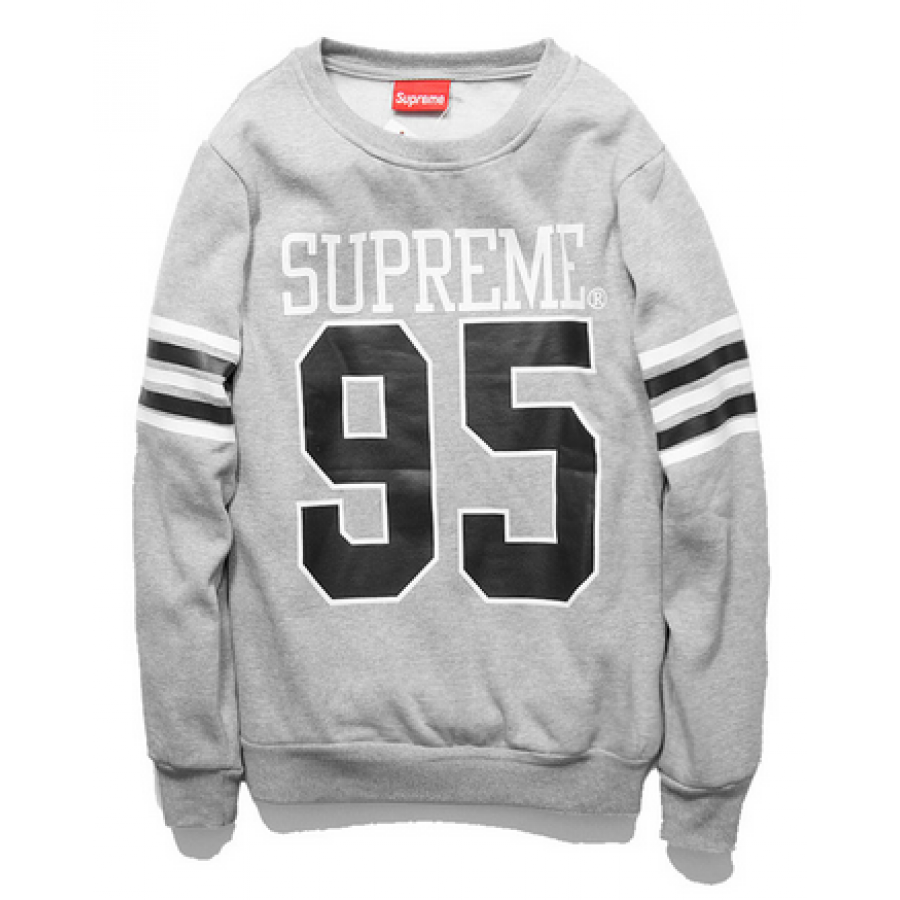 Supreme 95 Sweater (Gray)