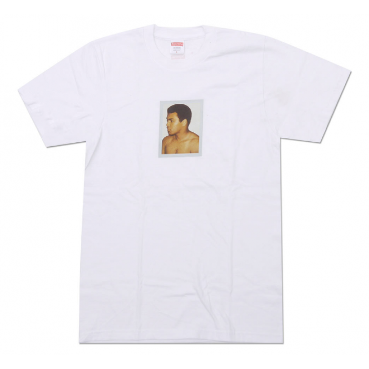 Supreme Ali Box Tshirt (White)