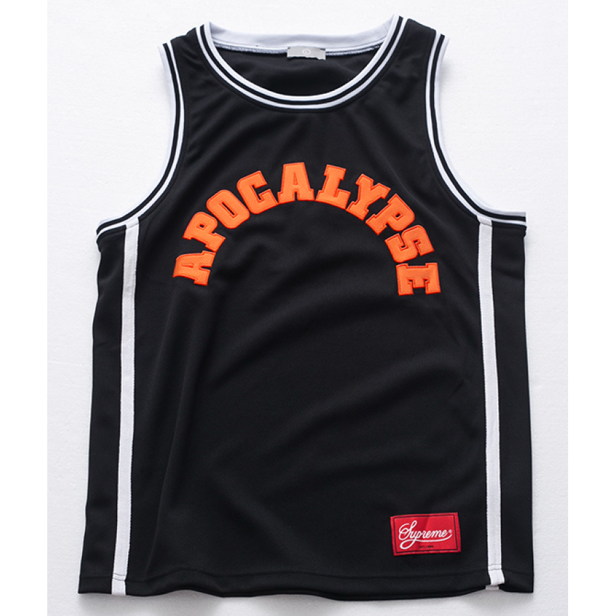 Supreme Apocalypse Tank Top (Black)