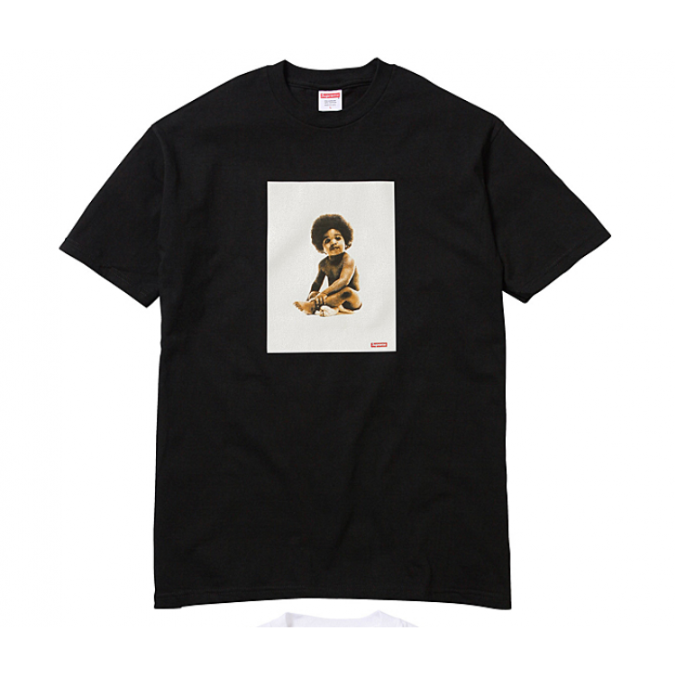 Supreme Biggie NYC Box T-Shirt (Black)