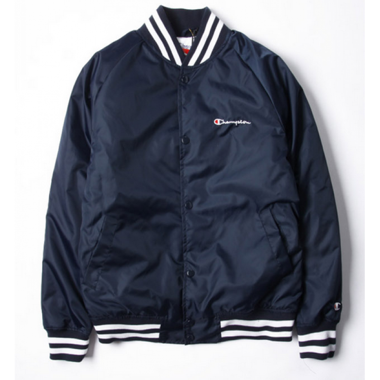 Supreme Champion Classic Varsity Jacket (Navy)