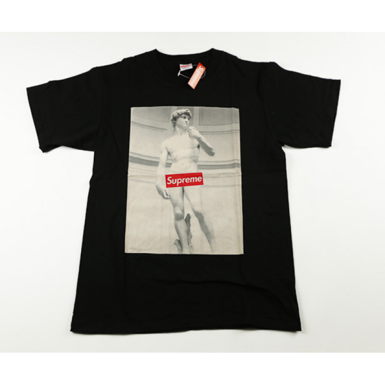 Supreme Greek Sculpture T-Shirt (Black)