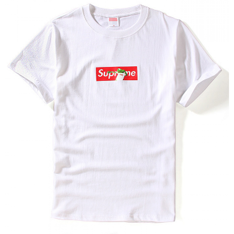Supreme Kermit Frog Box T-shirt (White)