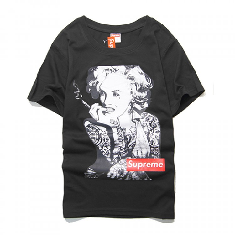 Supreme Marilyn Monroe T-shirt (Black)