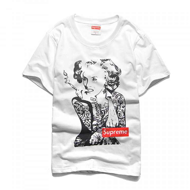 Supreme Marilyn Monroe T-shirt (White)