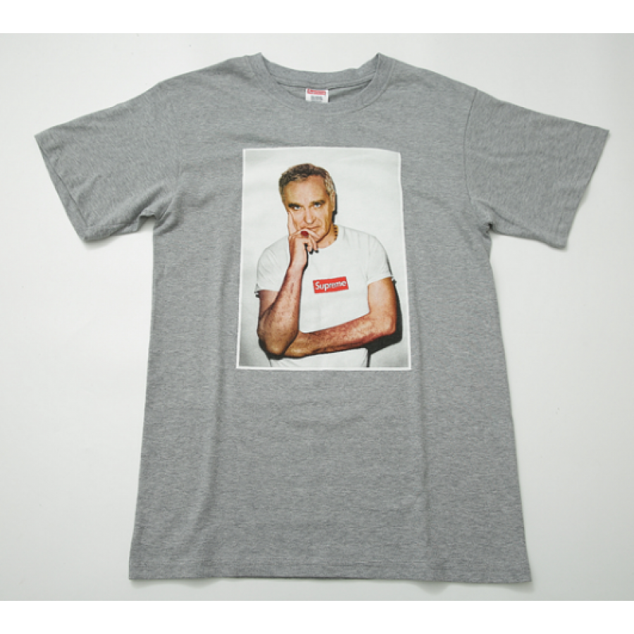 Supreme Morrissey T-Shirt (Gray)
