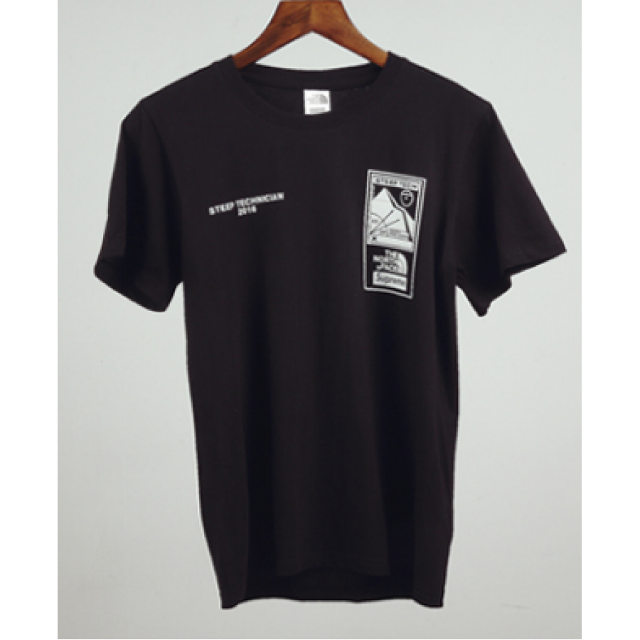 Supreme Steep Tech T-Shirt (Black)