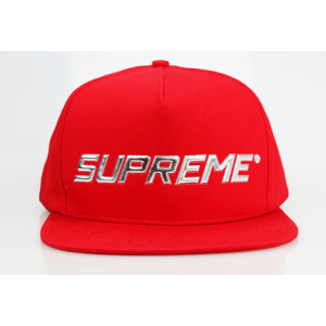 Supreme Future Snapback Hat (Red)
