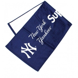 Supreme New York Yankees Towel (Navy)