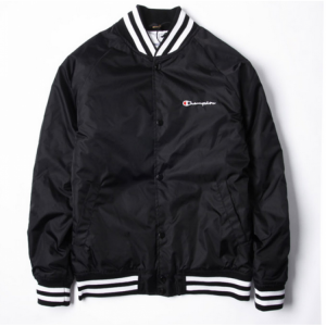 Supreme Champion Classic Varsity Jacket (Black)