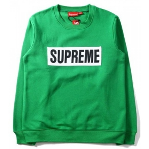 Supreme Box Logo Marathon Sweater (Green)
