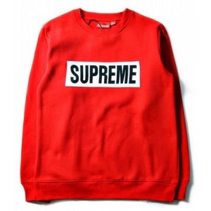 Supreme Box Logo Marathon Sweater (Red)