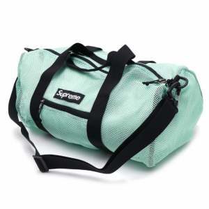 Supreme Mesh Duffle Bag (Green)